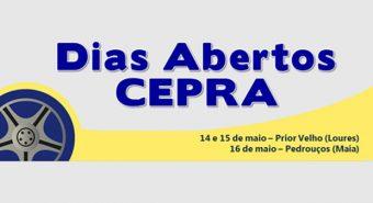 """Cepra. Volta a organizar """"Dias Abertos""""… já em maio"""
