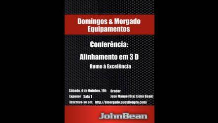 Domingos & Morgado. Lança novidades John Bean na Expomecânica