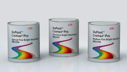 Dupont lança três novos corantes