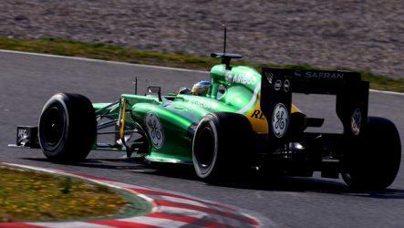 DuPont Refinish. Parceria com a Equipa Caterham F1 mantém-se em 2013