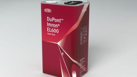 Dupont. Novo verniz EL600 Imron Fleet para comerciais