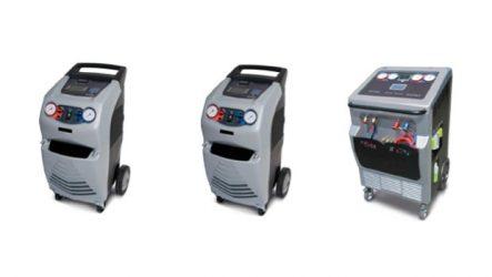Máquinas A/C da Ecotechnics aprovadas pela Renault