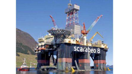 Eni. Parceira da Galp na exploração de petróleo na costa alentejana