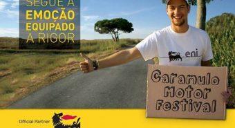 ENI. Promove passatempo no Caramulo Motorfestival 2013