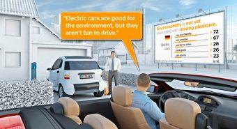 """Continental. """"Automóveis elétricos enfrentam problema de imagem"""""""