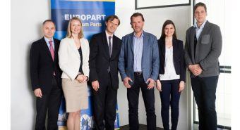 Europart. Renova patrocínio do campeonato europeu de corridas de camiões