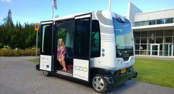 Paris – Autocarros sem condutor em testes
