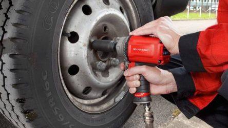 Facom. Apresenta nova gama de ferramentas pneumáticas