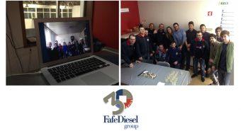 Fafediesel Group. 30.º Aniversário