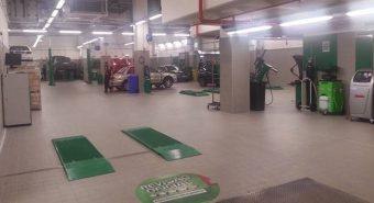 Feu Vert. Inaugura o seu 12º Centro-Auto em Portugal