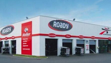 Roady. Presente na campanha da PRP