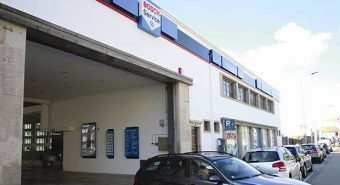 Flypremium. Novo Bosch Car Service no Porto