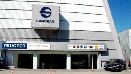 Gamobar Peças. Novas instalações no Porto