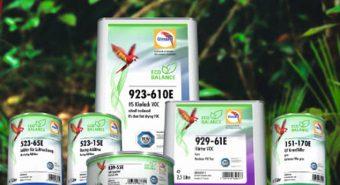 Glasurit apresenta linha ecológica Eco Balance
