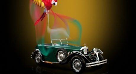 Glasurit desenvolveu programa de pintura para carros clássicos