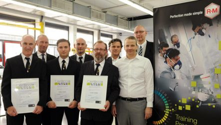 R-M. Global Trainers premiados
