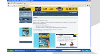 Grupo Salco. Nova página web B2B