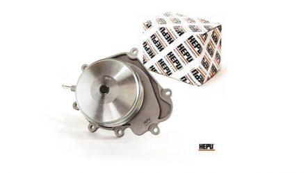 PACEC. Disponibiliza bomba de água HEPU para motor Mercedes-Benz OM651