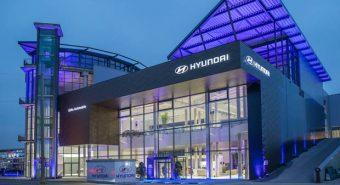Hyundai. Apresenta nova identidade corporativa