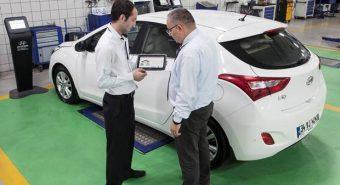 """Hyundai. Lança primeira sistema de """"Automação de Serviço Oficinal"""""""
