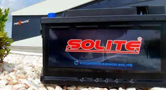 Baterias Hyundai Solite são exclusivo Pro4Matic
