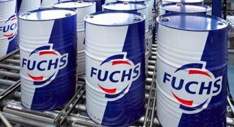 Fuchs. Titan Cargo para motores Scania