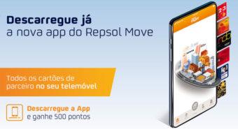Repsol lança nova aplicação Move