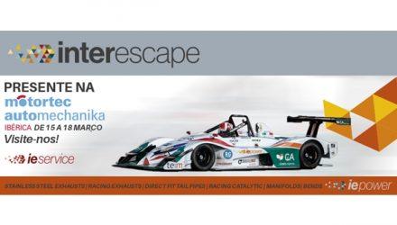 Interescape – Novidades iepower na Motortec
