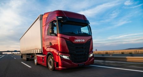 Pintar um camião Iveco S-Way