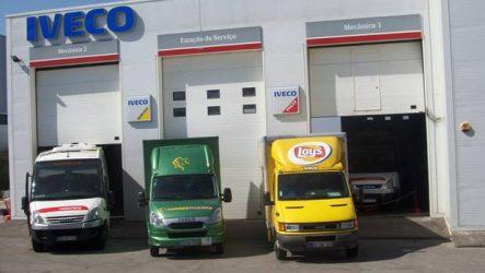 Iveco. Novas instalações de pós-venda em Évora