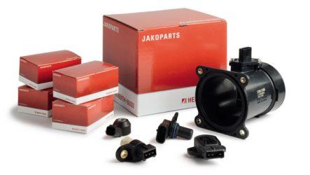 Jakoparts. Nova gama de sensores para carros asiáticos