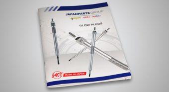 Japan Parts – Novo catálogo de velas de incandescência HKT
