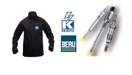 Krautli. Com campanhas Yuasa e Beru