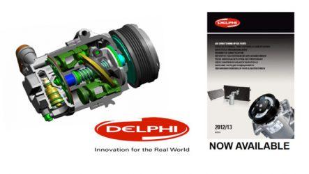 Krautli incrementa programa de compressores Delphi