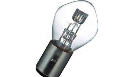 Osram. Nova lâmpada Original S2