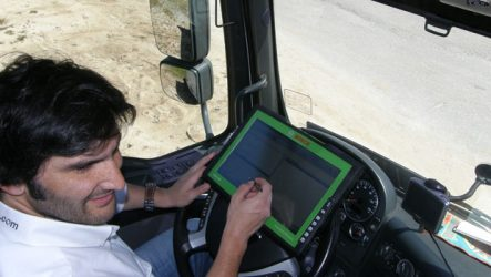 Leirilis apresentou KTS Truck