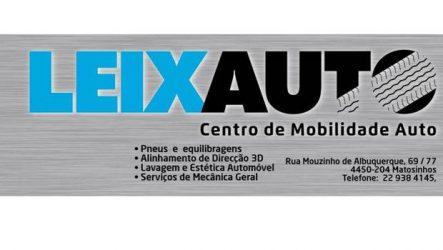 Leixauto. Novo centro de mobilidade auto em Matosinhos
