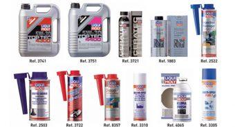Liqui Moly. Gama de cuidados para automóvel reforçada com novos produtos