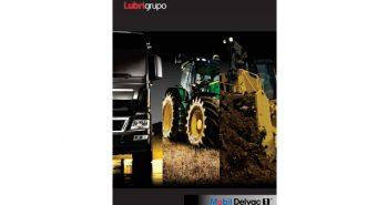 Lubrigrupo. Catálogo atualizado para agricultura, obras-públicas e transportes