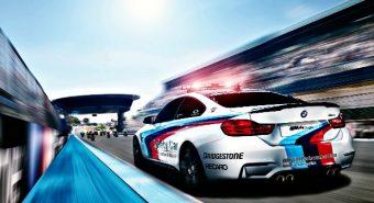 Bridgestone. Fornecimento de pneus para os Safety Cars do MotoGP