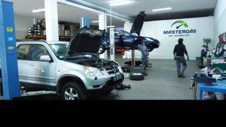MasterGás. Apresenta novos equipamentos GPL para pesados na Expomecânica