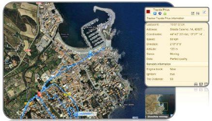 Stand Asla – Solução de telemática da Metasystem em Portugal