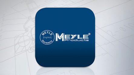 """Meyle. Nova App """"Meyle Parts"""" com toda a gama de produtos"""