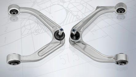 Meyle HD. Braços de suspensão melhorados para Alfa Romeo