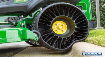 Michelin. Inaugurada primeira fábrica para pneus sem ar