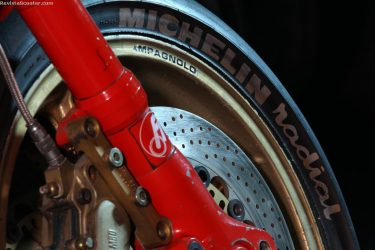 Michelin. Pneu X Radial de moto festejou 25 anos