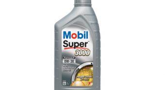 Mobil. Aprovação PSA para o novo Mobil Super 3000