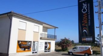 Newcar. Expansão da rede continua em Valença, Alverca e Alcobaça