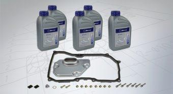 Meyle. Três novos kits de manutenção de caixa de velocidades automáticas