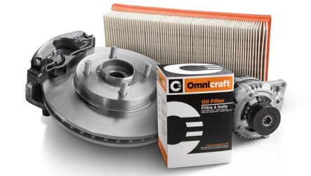 Ford – Omnicraft para o aftermarket